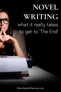When it comes to novel writing, it's a marathon, not a sprint. Discover what you really need to focus on in order to get to The End.